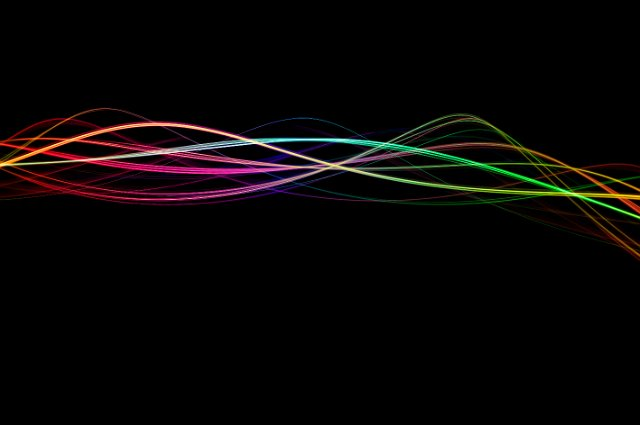Color Line Design : Multicolored lights free backgrounds and textures