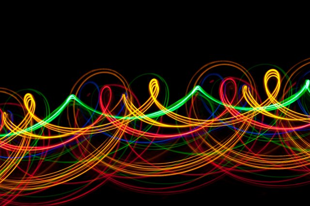 twisted light loops | Free backgrounds and textures ...