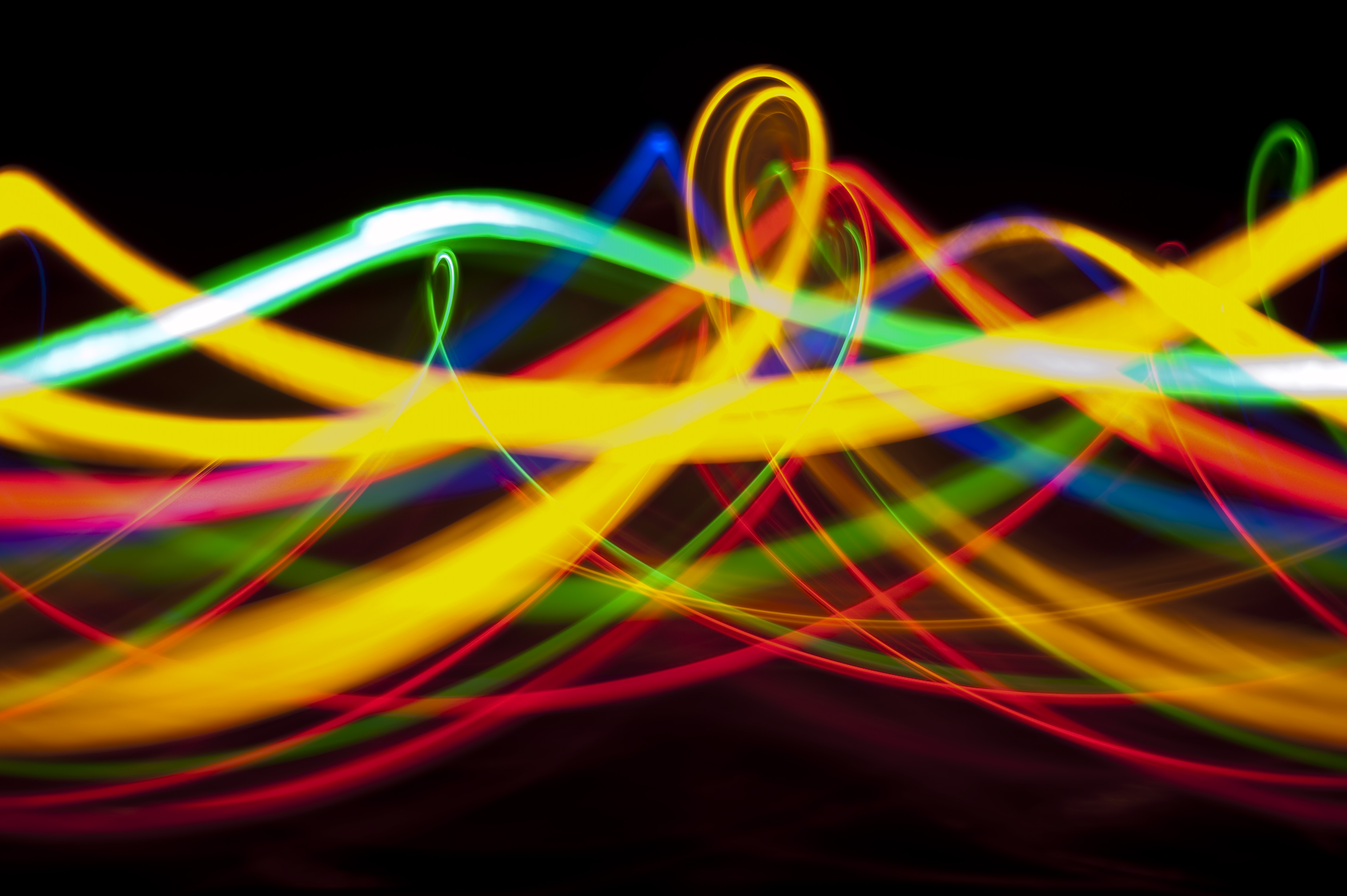 Twisted lights free backgrounds and textures - Vibrant background ...