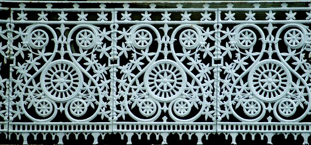 Decorative Ballustrade Work