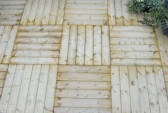 Wood Decking Wood Decking Squares