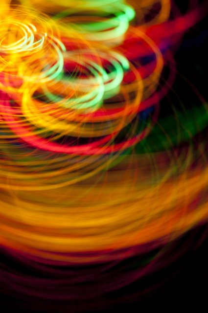 abstract light loops | Free backgrounds and textures ...