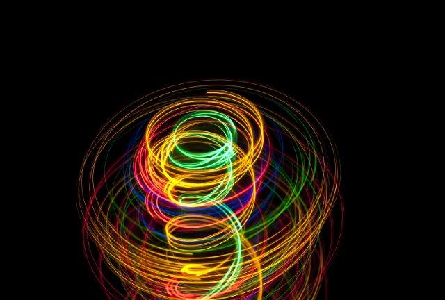 Gallery Space Design vivid spiral | Free ba...