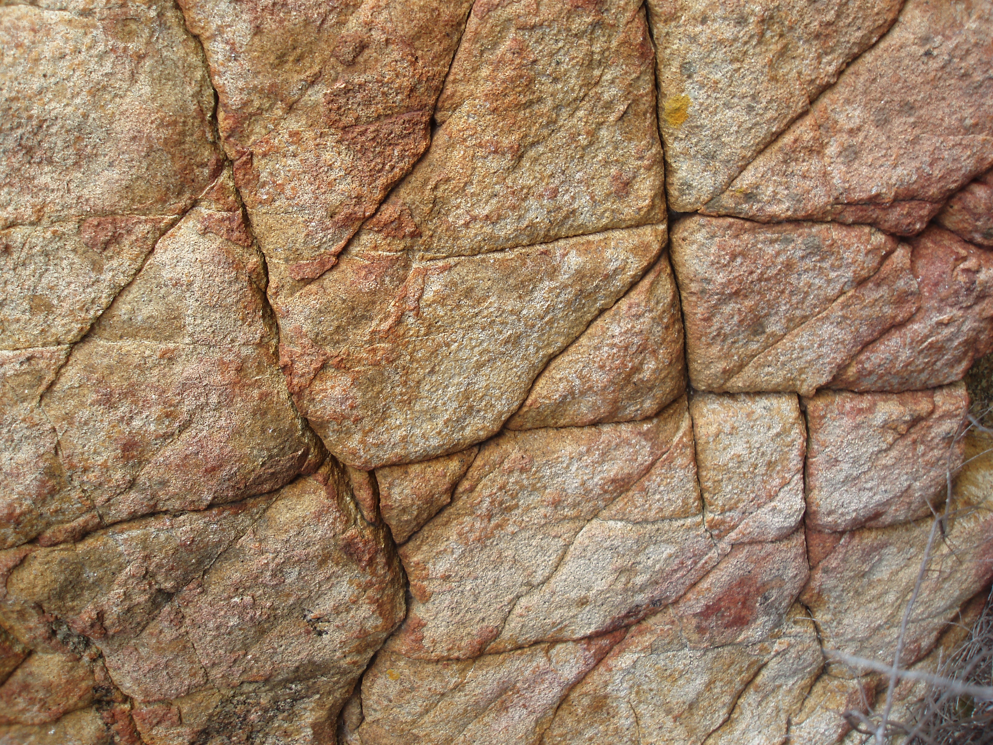 Cracked Sandstone Rock Free Backgrounds And Textures